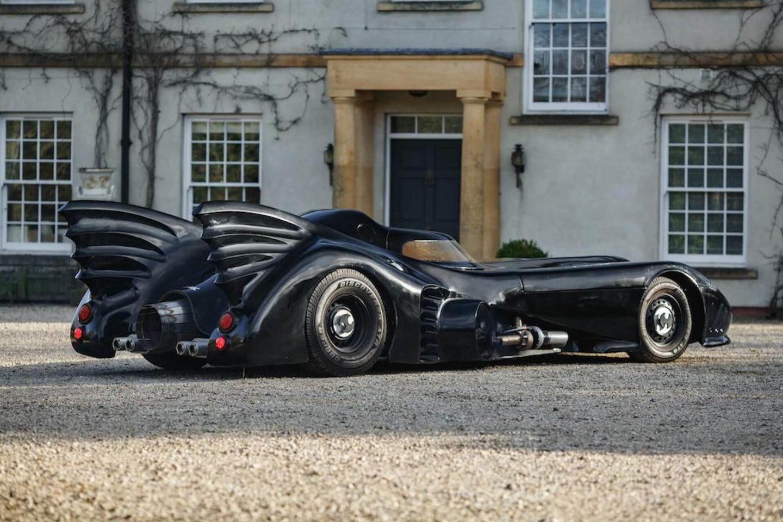 Réplica Batmobile
