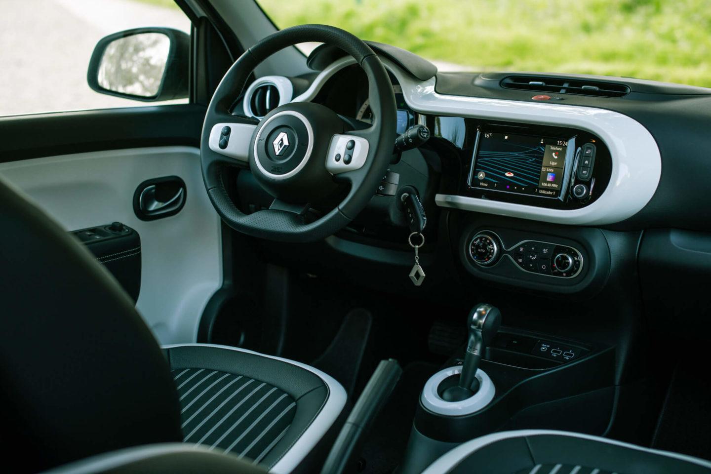 Tabliê Renault Twingo