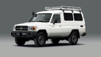 Toyota Land Cruiser 78 vacinas