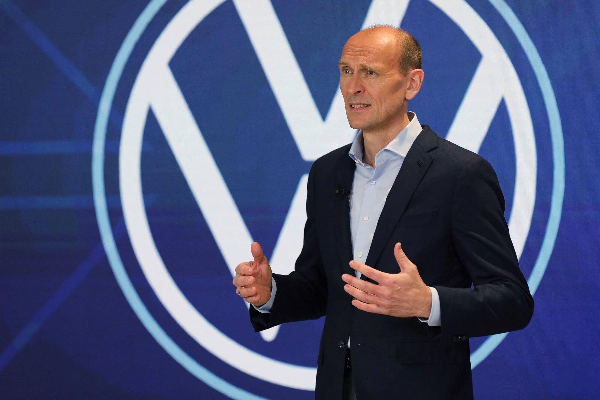 Ralf Brandstätter, CEO da Volkswagen