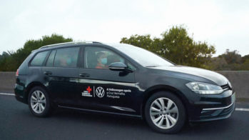 Volkswagen Golf Variant para Cruz Vermelha Portuguesa