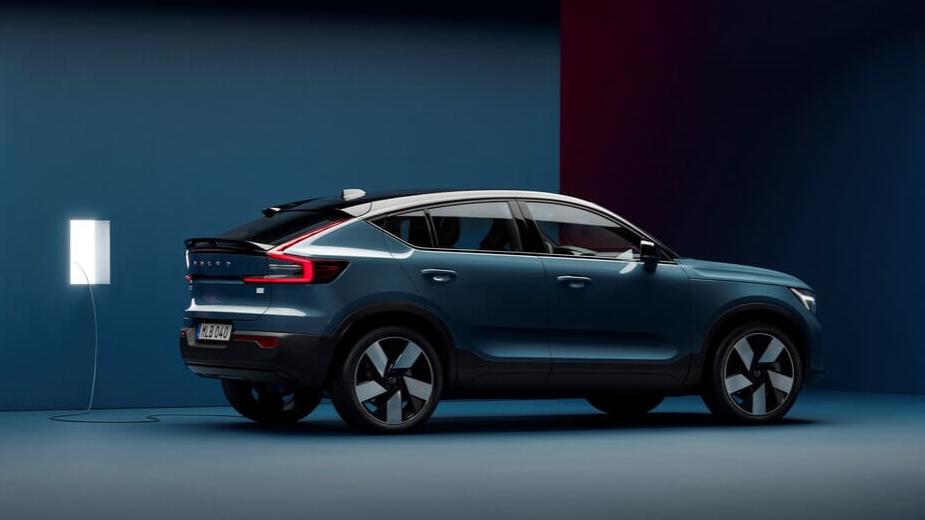 Novo Volvo C40 Recharge