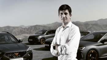Carlos Galindo, diretor de marketing de produto da CUPRA