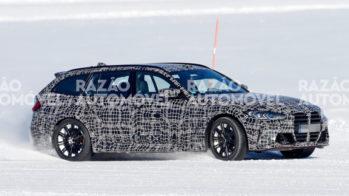 BMW M3 Touring fotos-espia