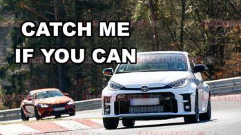 Toyota GR Yaris Nurburgring