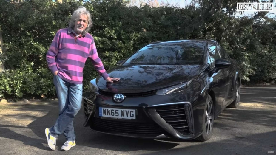 James May Toyota Mirai