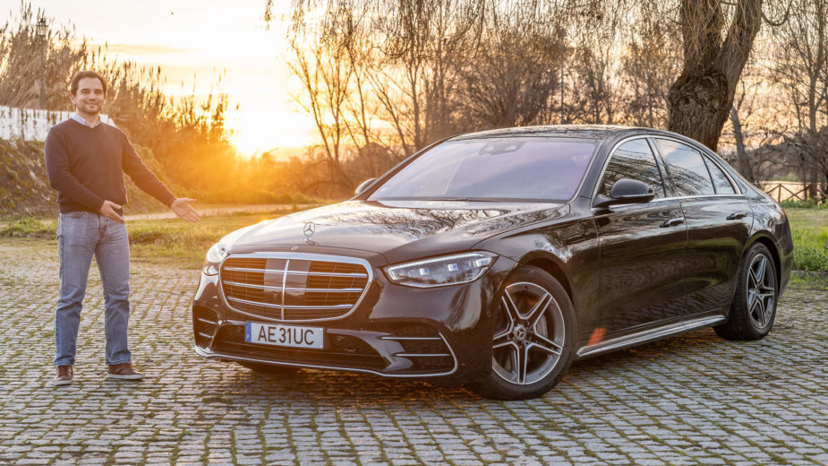 Mercedes-Benz Classe S W223