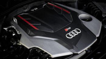 motor V6 audi rs 5 coupé