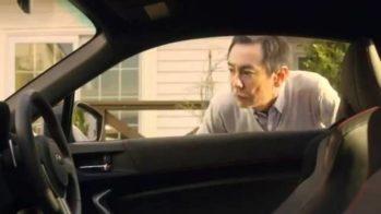 Anúncio Subaru BRZ Japão