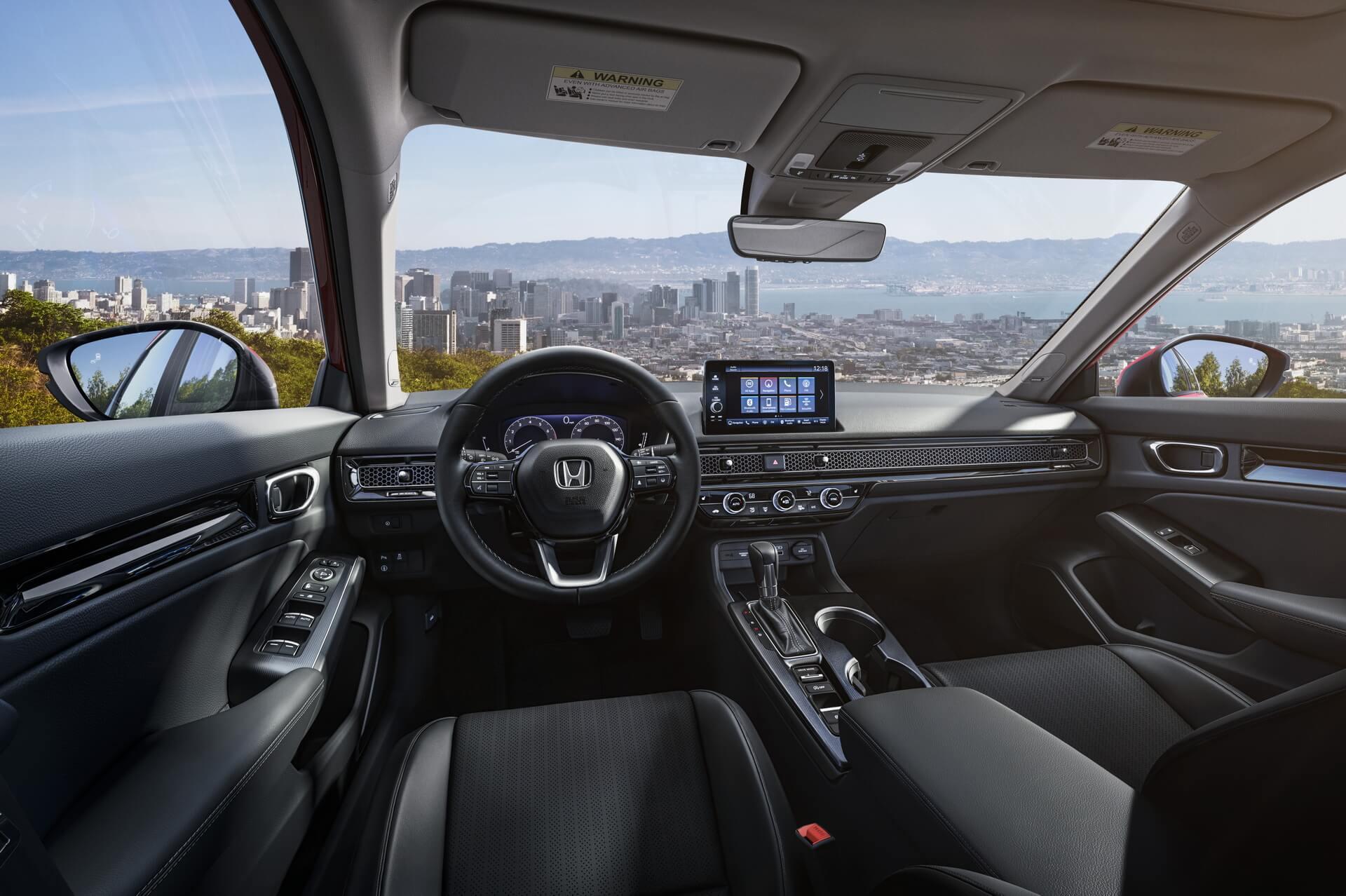 Honda Civic 2022 EUA