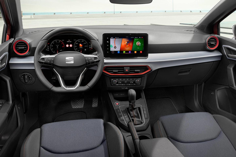 SEAT Ibiza 2021 interior