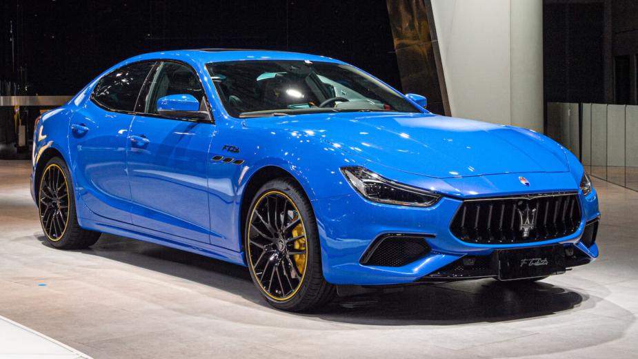 MaseratiGhibliFTributoSpecialEdition