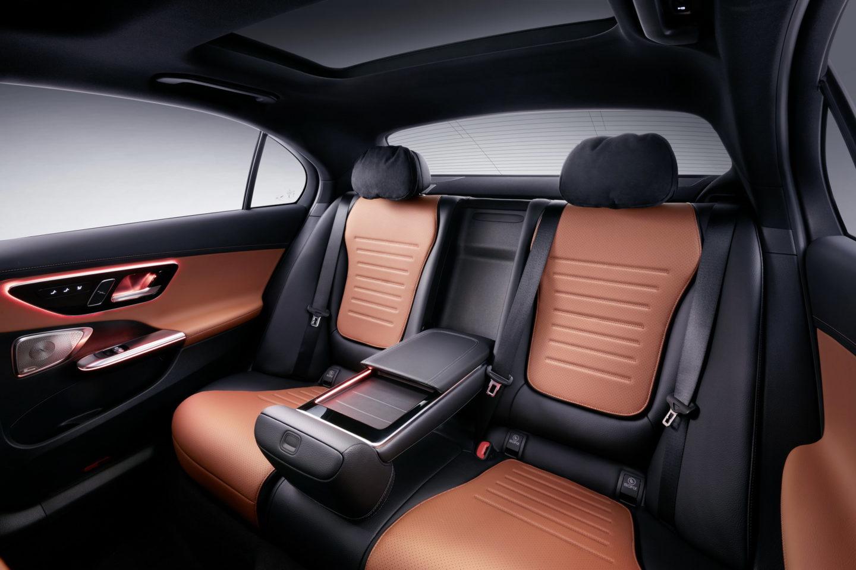 Mercedes Classe L China