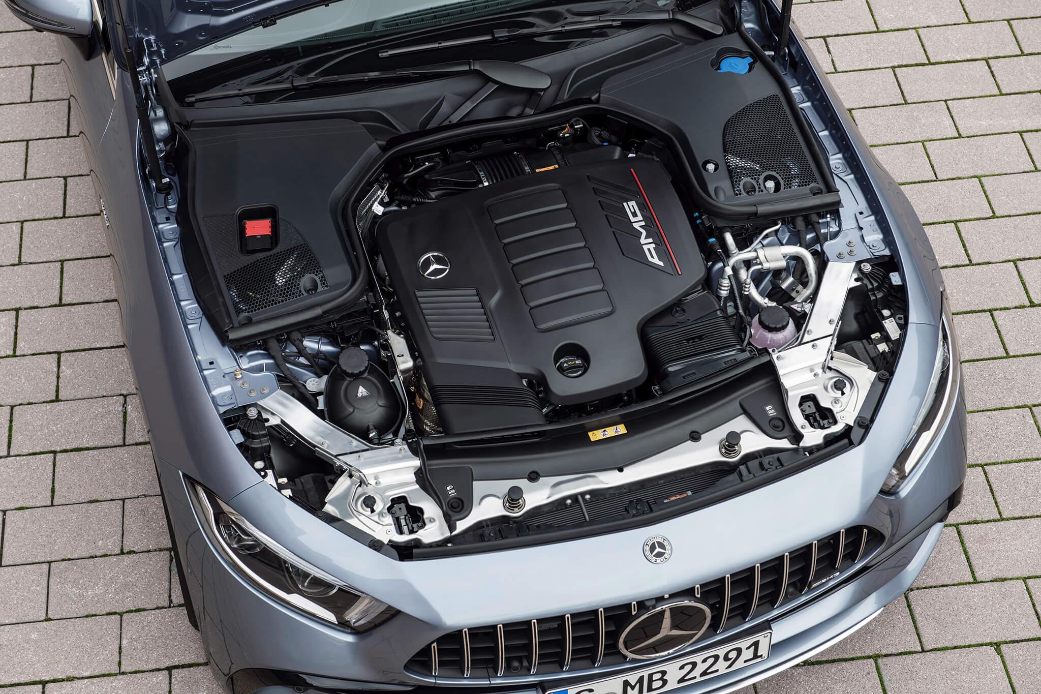 Motor M 256
