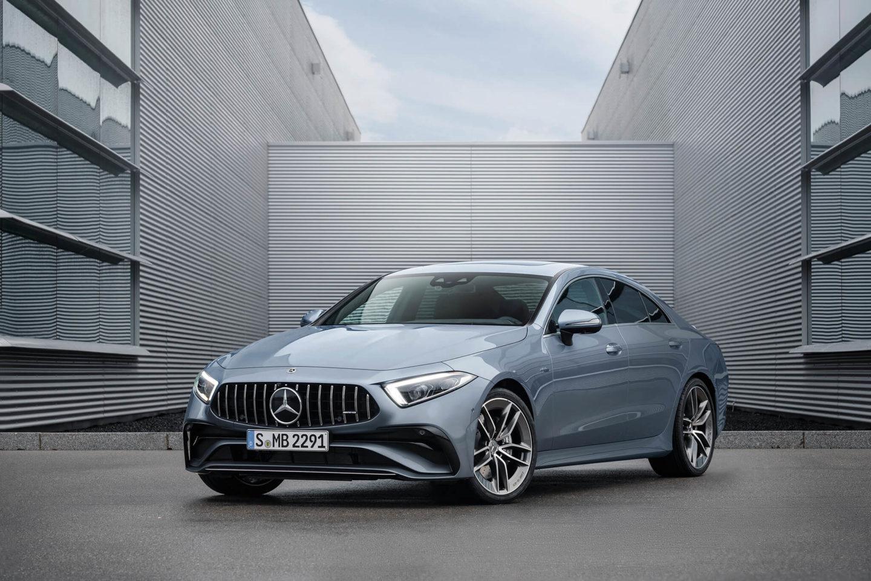 2021 Mercedes-AMG CLS 53