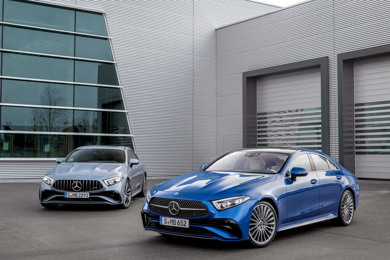2021 Mercedes-Benz CLS