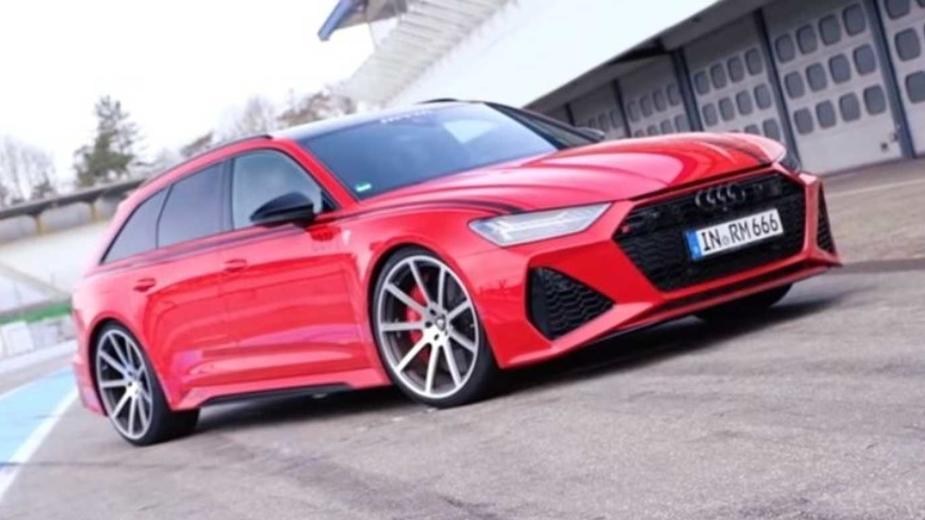 Audi RS 6 Avant MTM