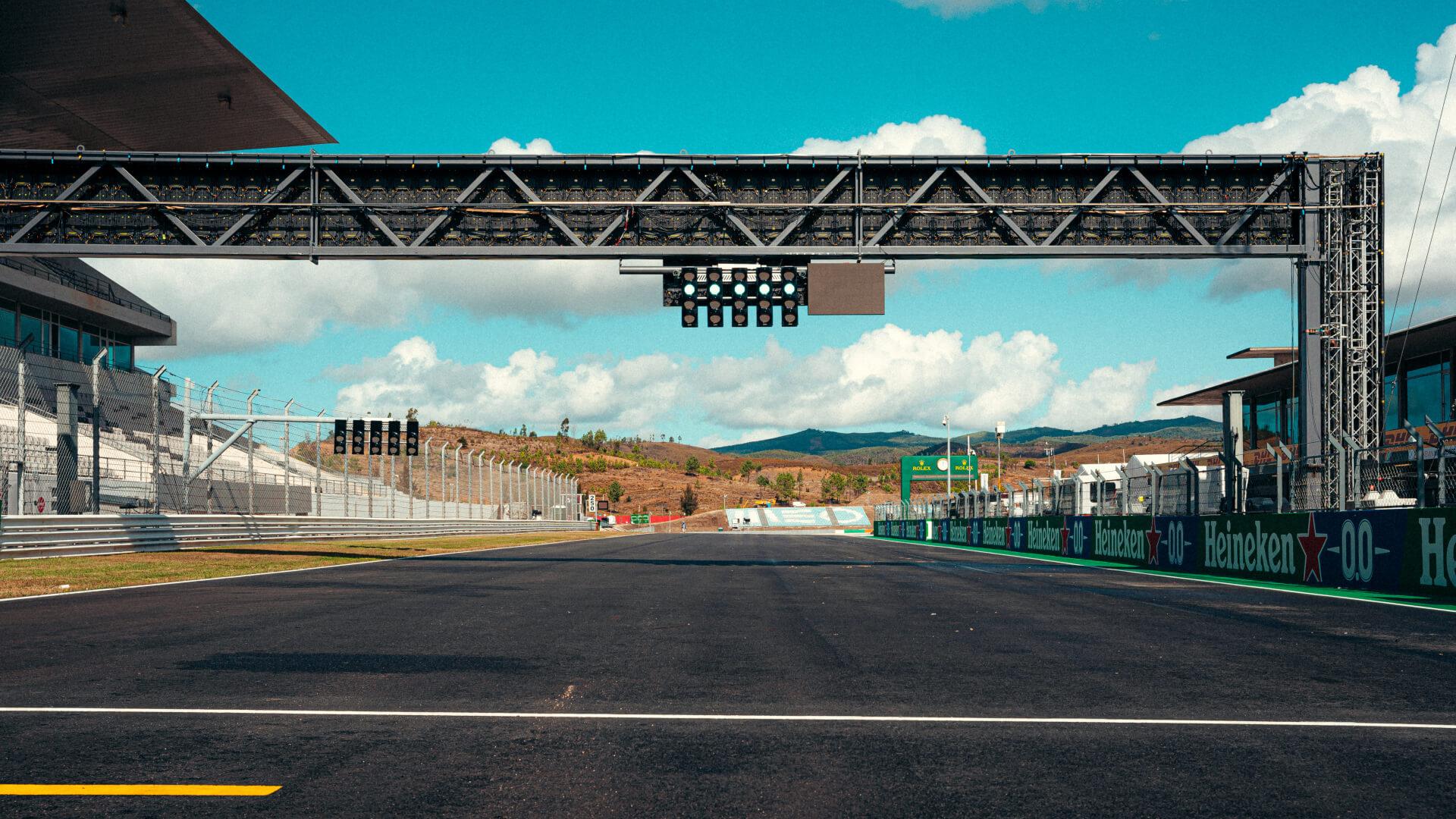Autódromo Internacional do Algarve (AIA) - F1 2020 - Hamilton