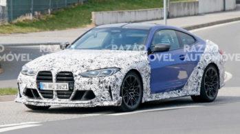 BMW M4 CSL fotos-espia
