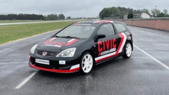 Honda Civic Type R, Civic Atomic Cup