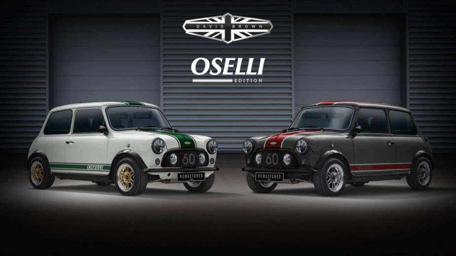 David Brown Automotive MINI Remastered Oselli