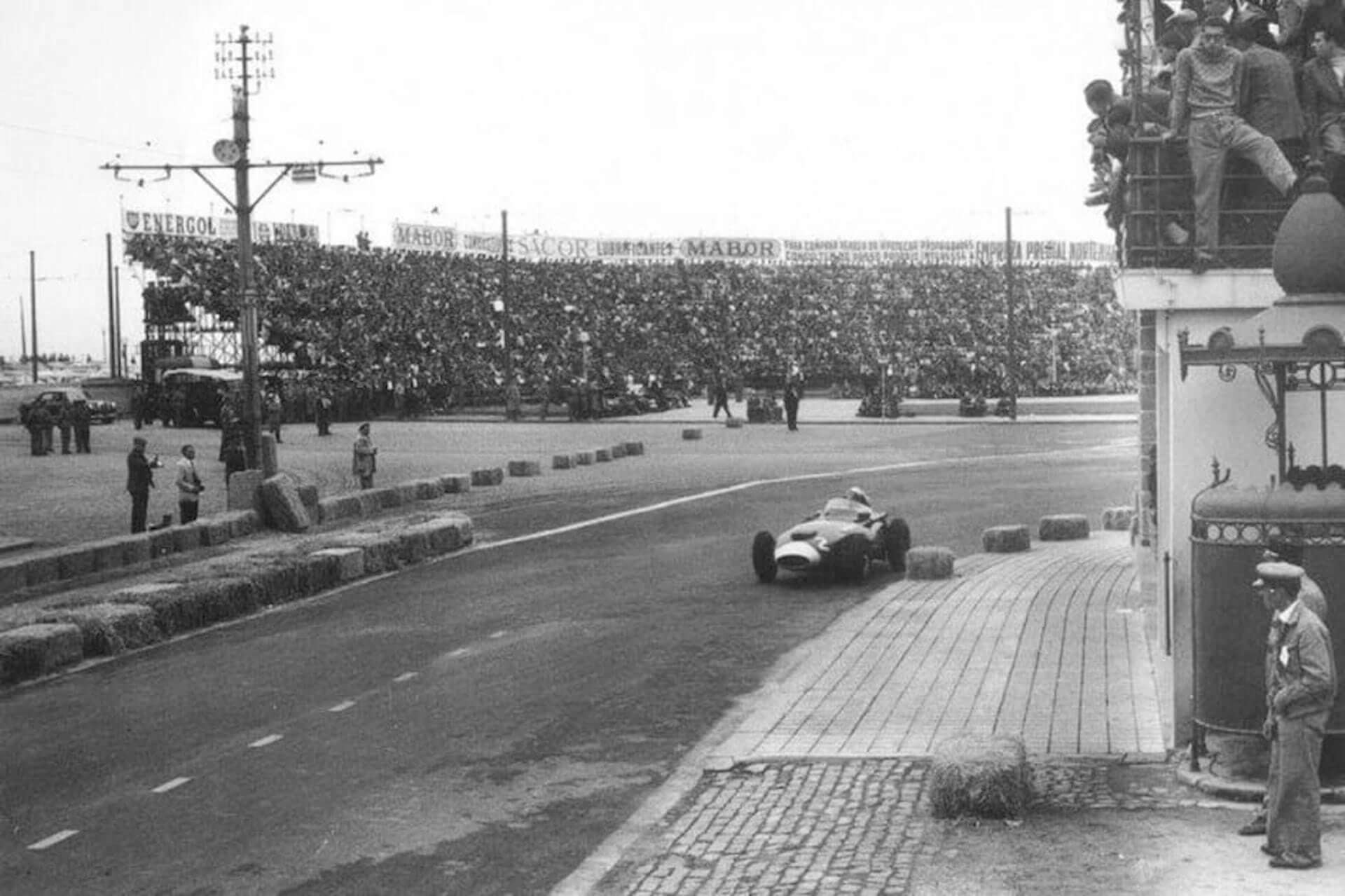 GP portugal - boavista 1958