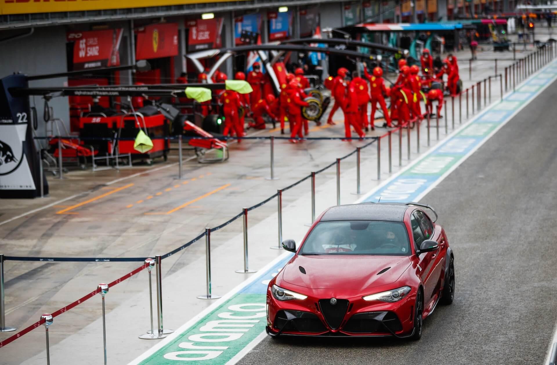 Giulia GTAm - Emilia Romagna Grand Prix (7)