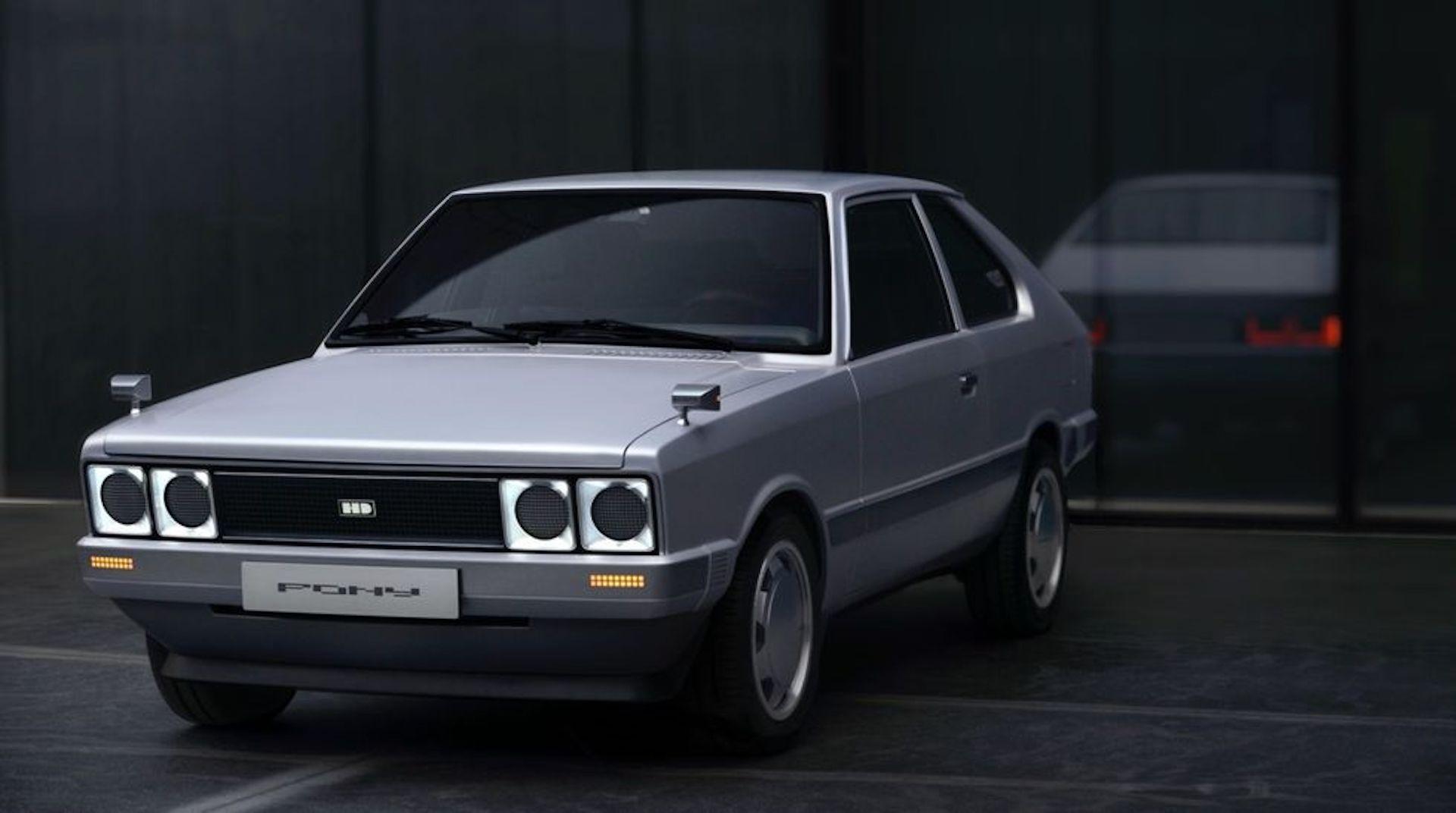 Hyundai-Pony-EV