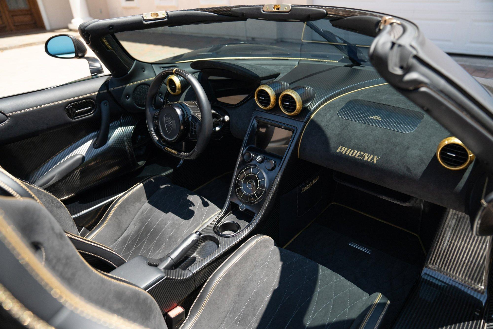 Koenigsegg Agera RS Phoenix