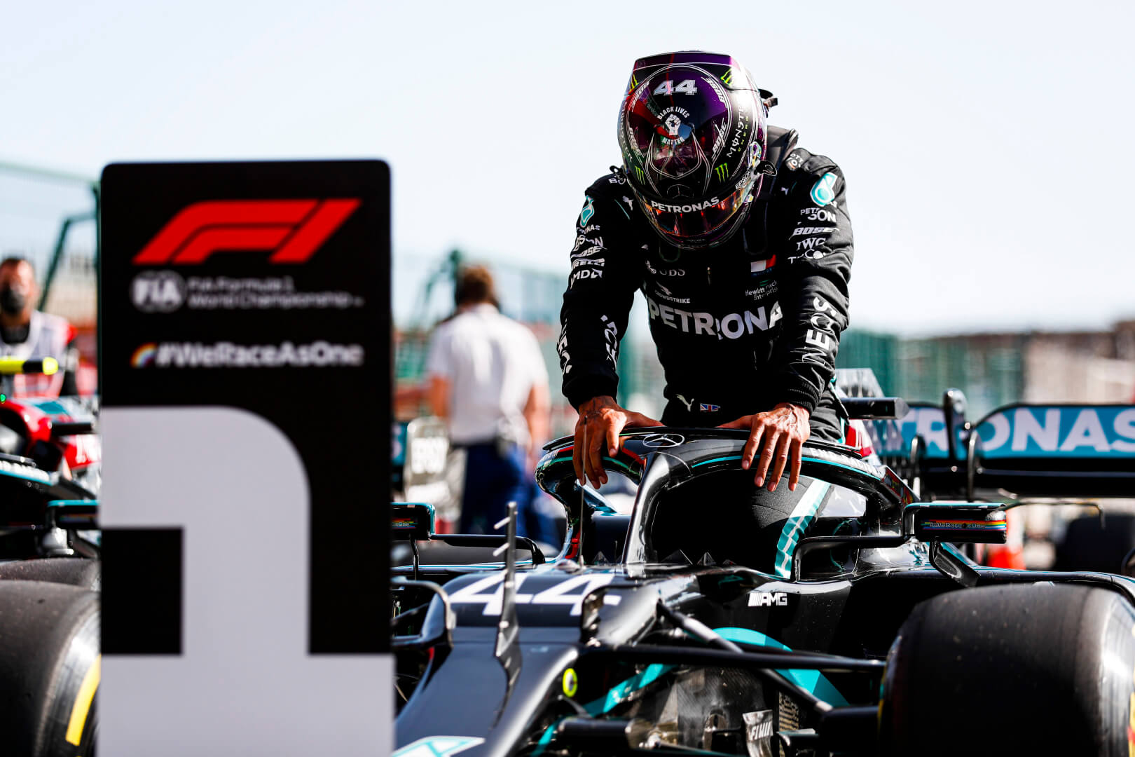 Lewis hamilton - Autódromo Internacional do Algarve (AIA) - F1 2020