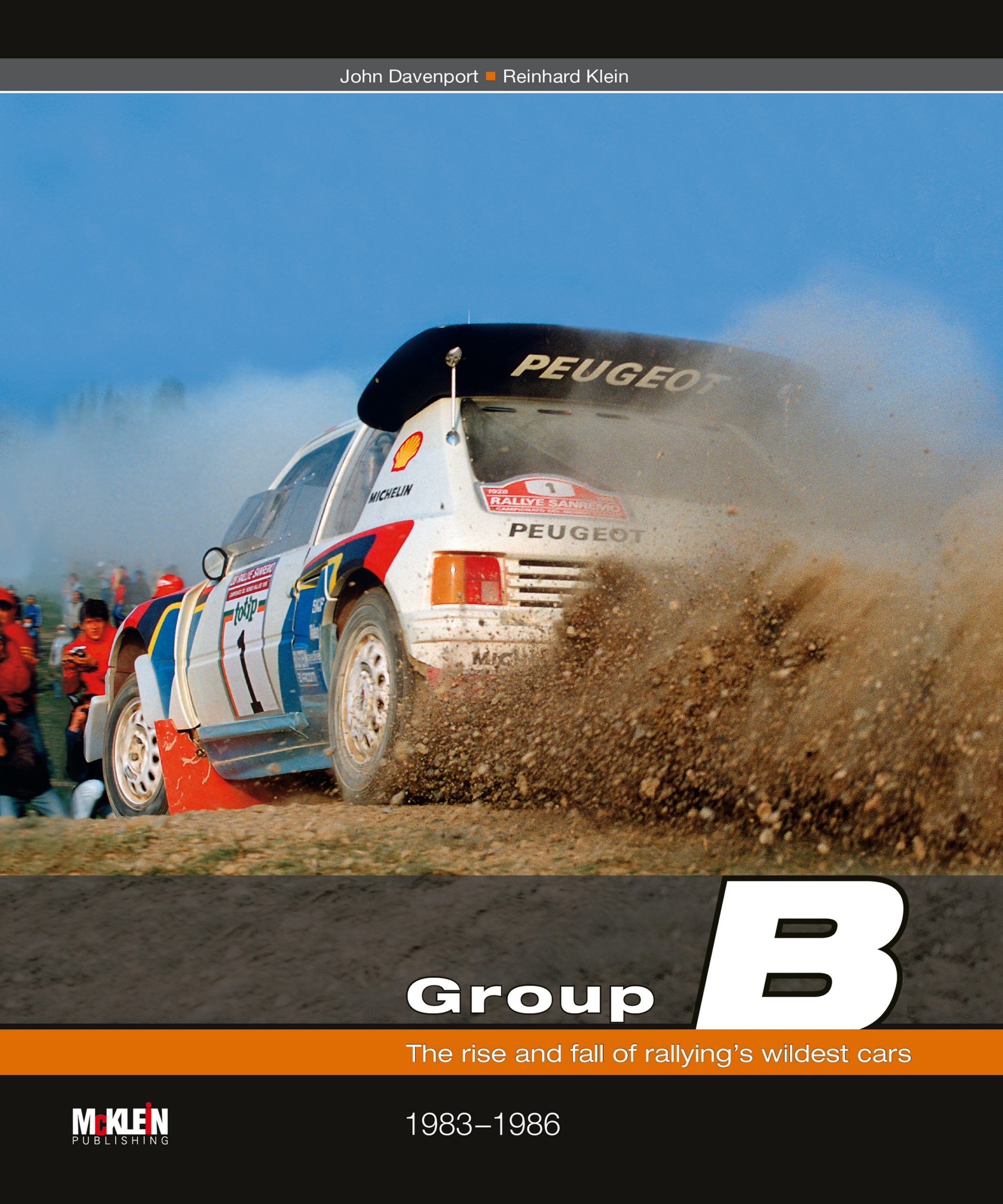Group B - The rise and fall of rallying's wildest cars //