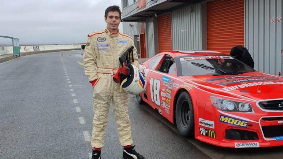 Miguel Gomes Nascar
