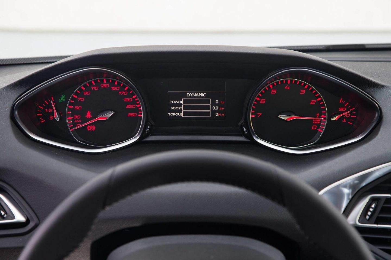 Painel Peugeot 308