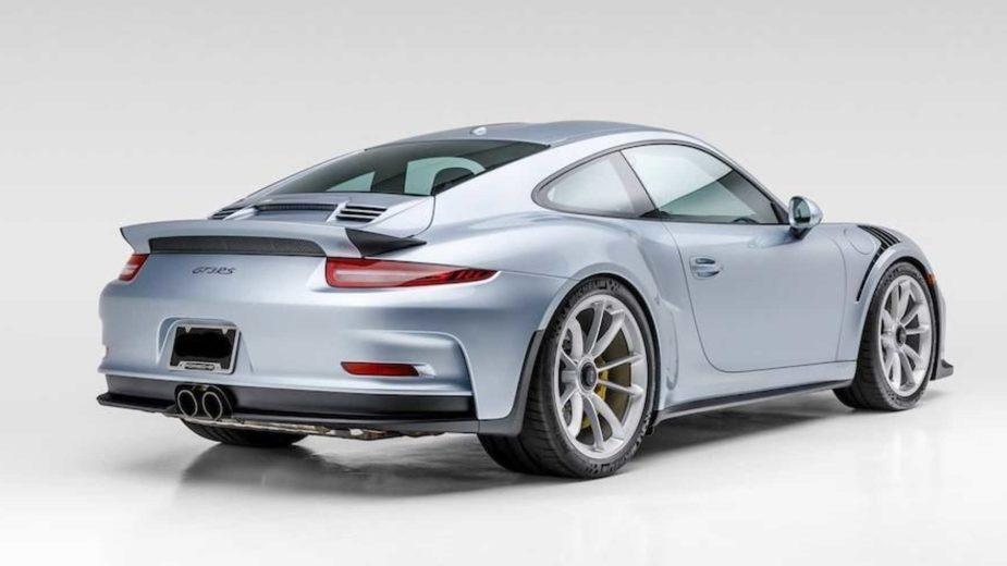 Porsche 911 GT3 RS Seinfeld