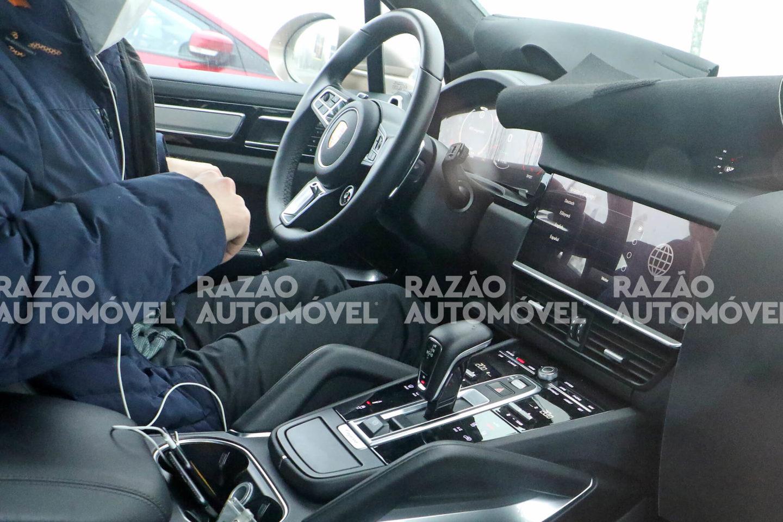 Fotos-espia Porsche Cayenne 2021