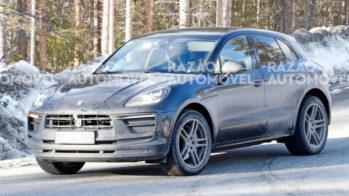 Porsche Macan 2021 fotos-espia