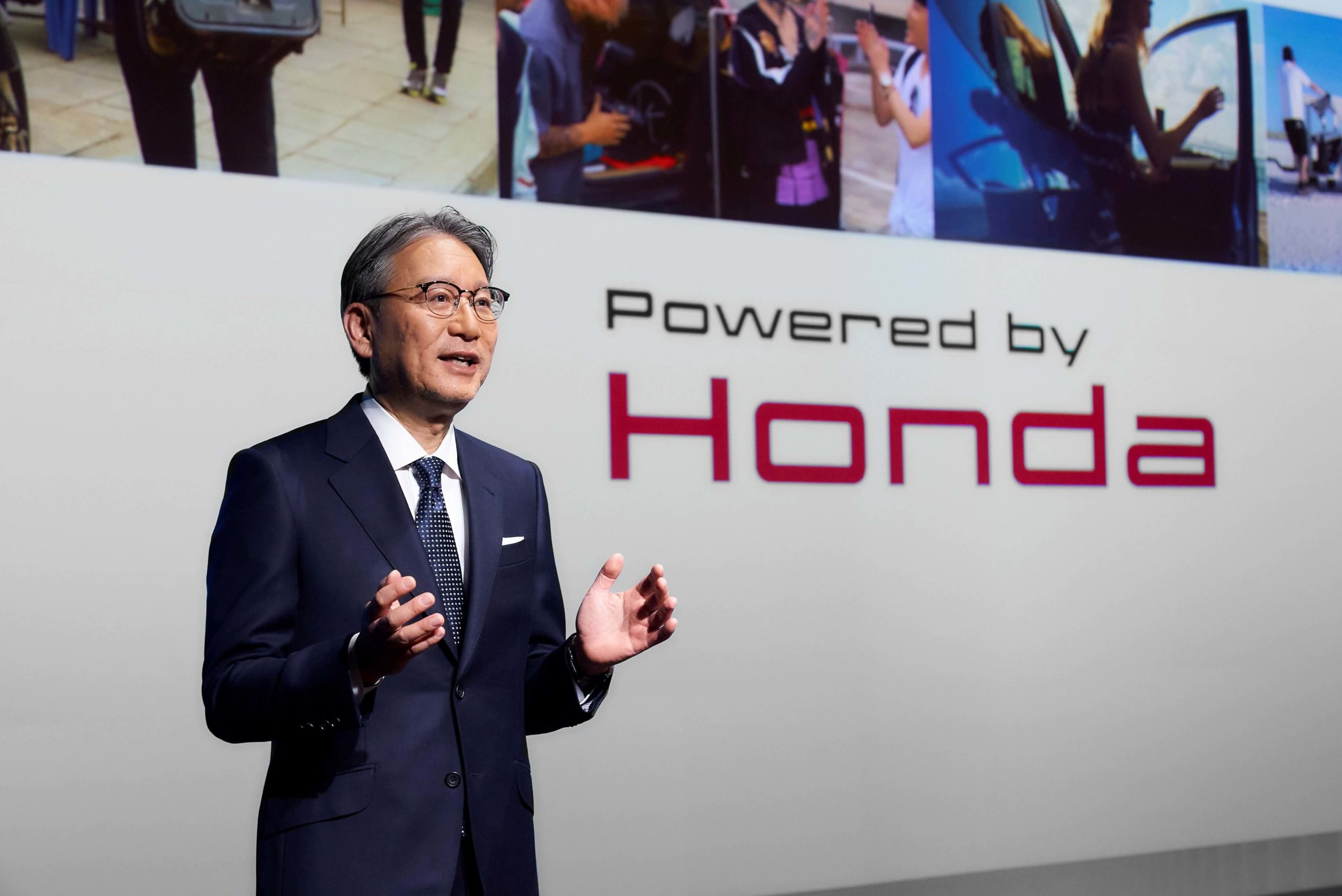 Presidente Honda