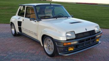 Renault 5 Turbo Wankel