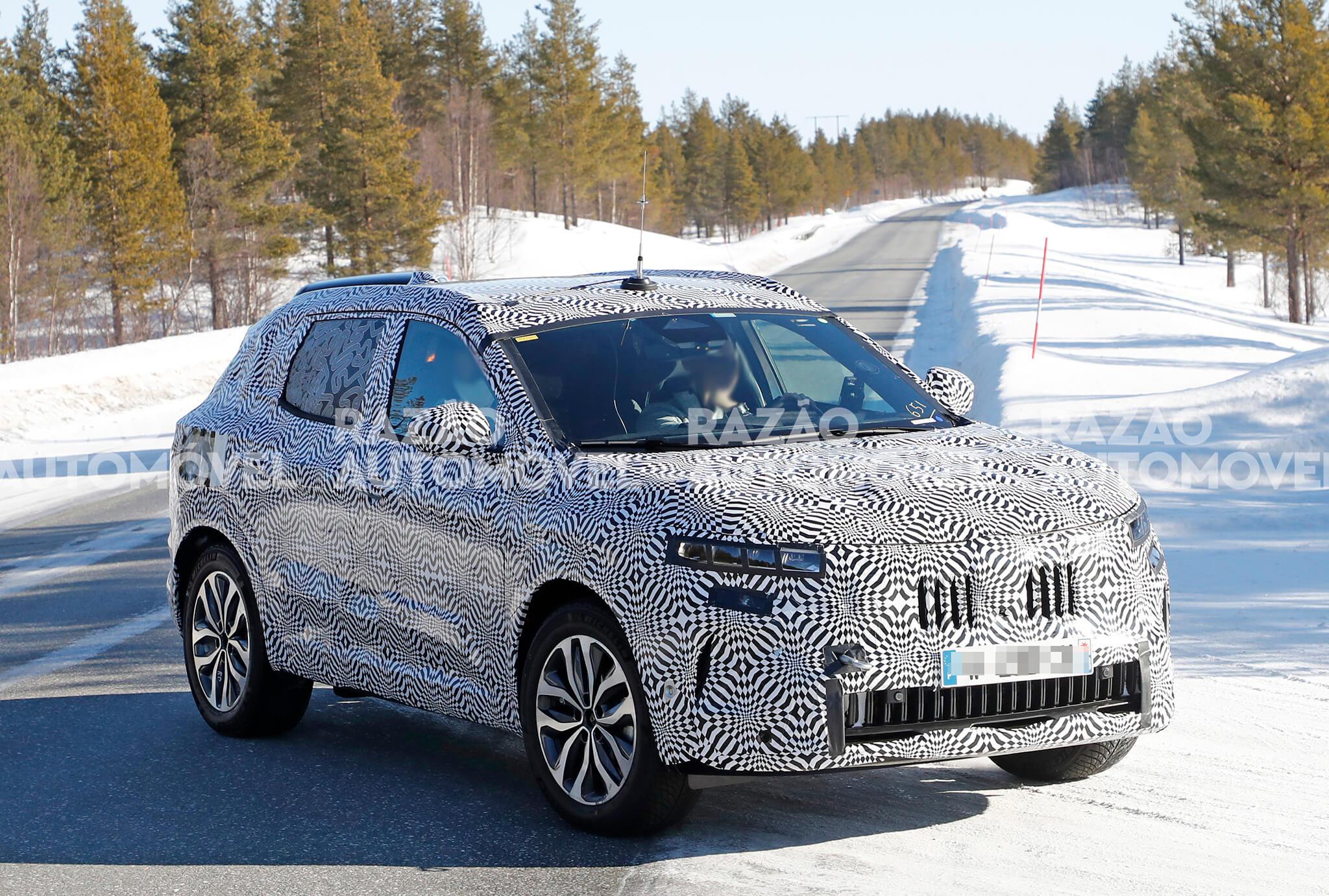 Fotos-espia Renault Kadjar