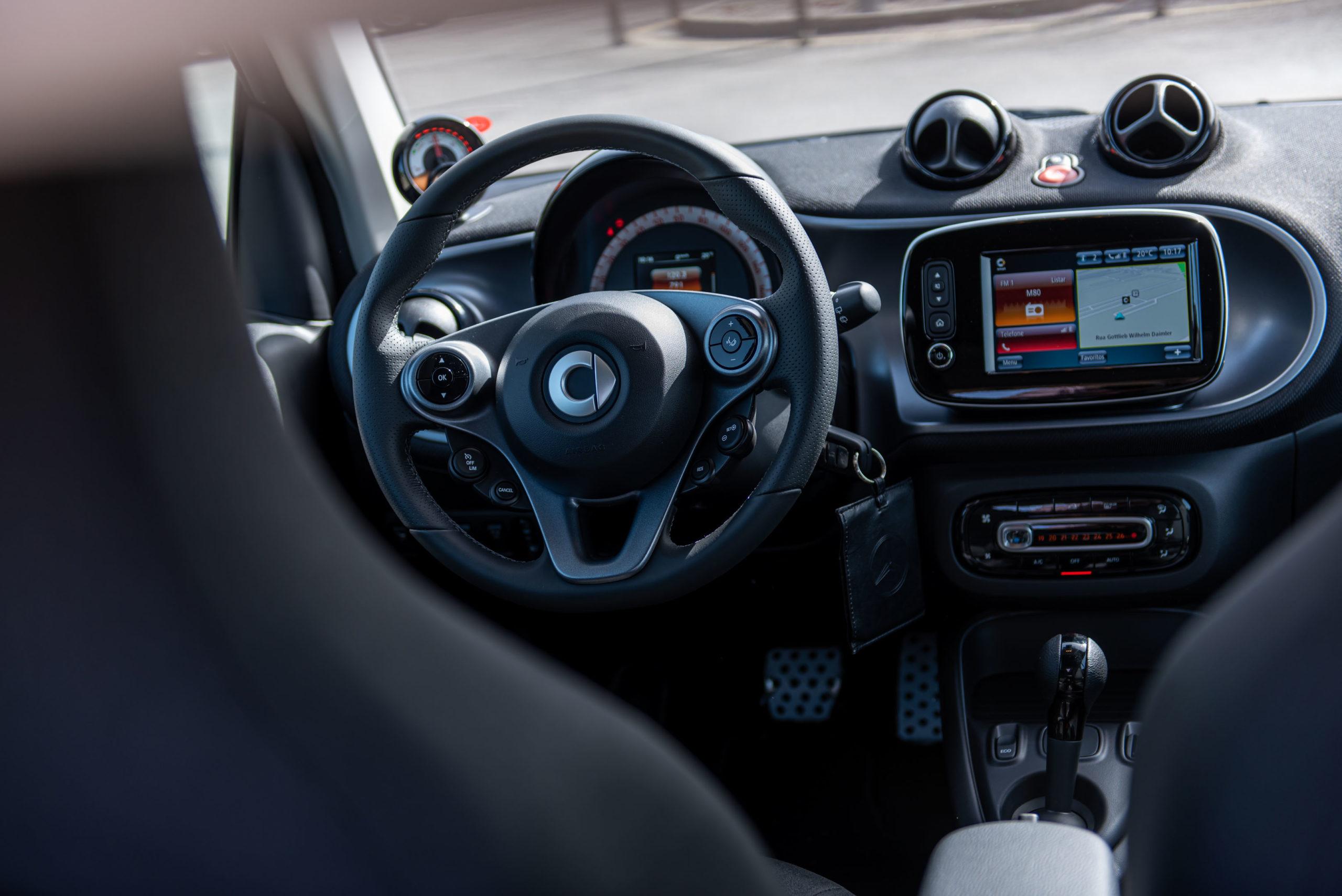 Smart EQ fortwo coupé