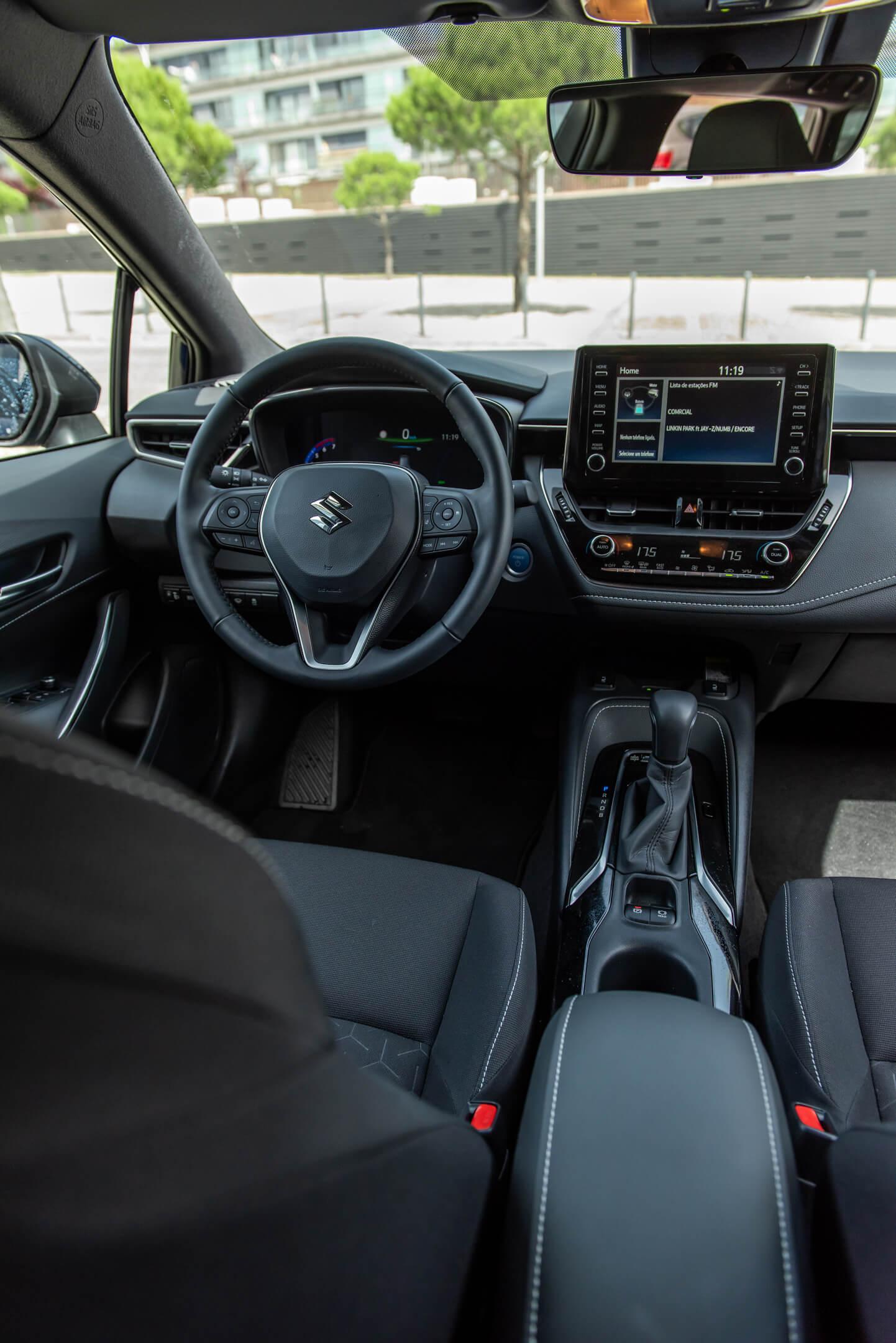 Suzuki Swace 1.8 Hybrid