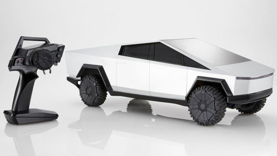 Tesla Cybertruck 1:10
