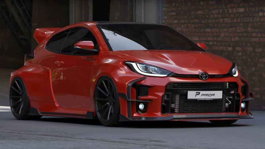 Toyota GR Yaris Prior Design
