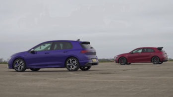 Volkswagen Golf R vs Mercedes-AMG A 45 S