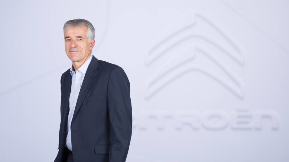 Vincent Cobée CEO da Citroen