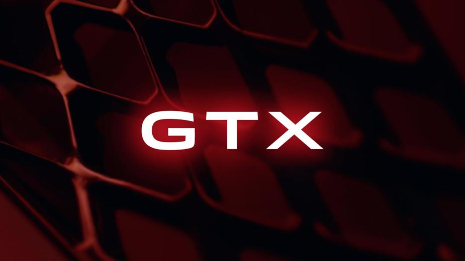 Volkswagen GTX logo