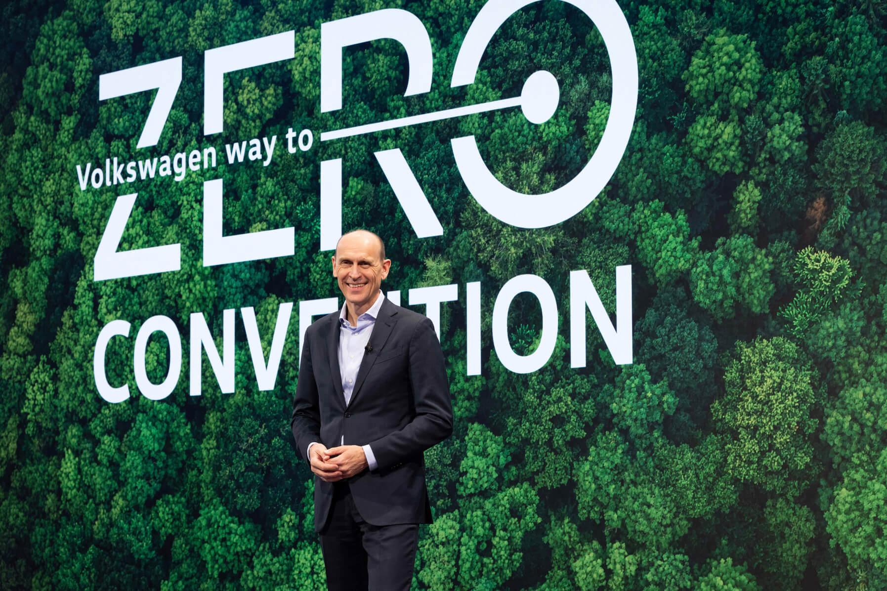 Convenção Way to zero
