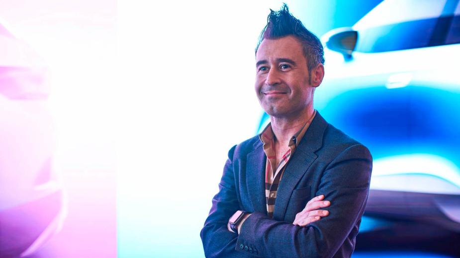 Marco Pavone, designer Volkswagen