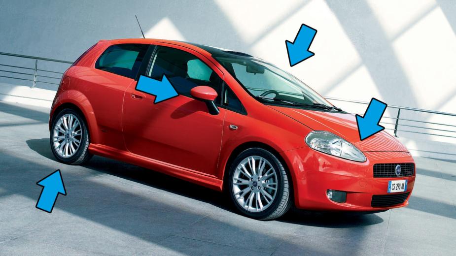 Fiat Grand Punto