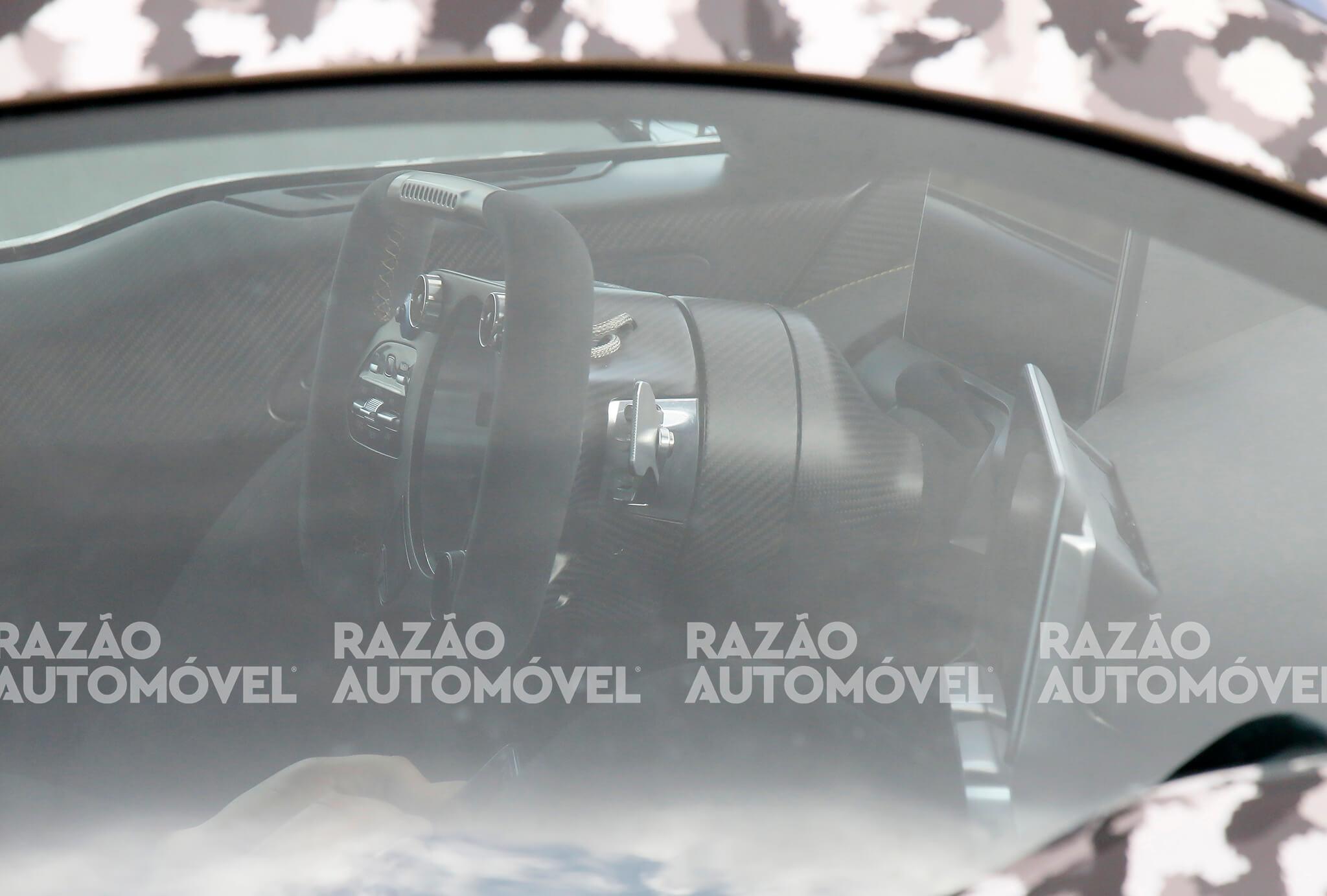 Mercedes-AMG One fotos-espia